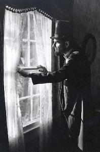 Abraham Lincoln Photo by Virginia Dahms
