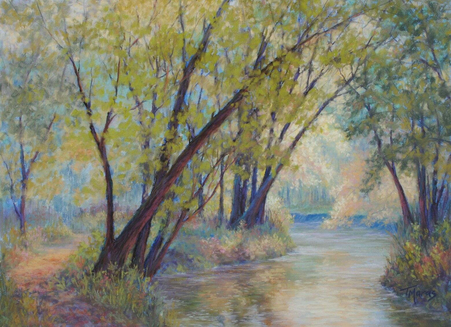 Artist Maras - Clear Creek