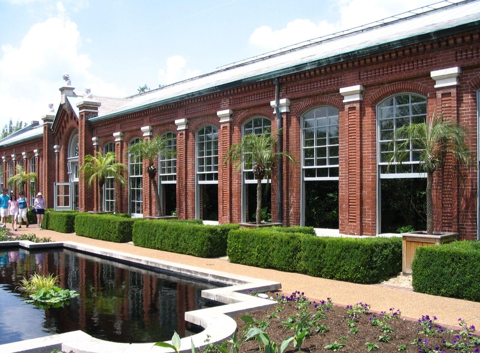 Trip to Missouri Botanical Garden