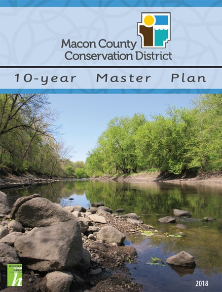 Macon County Conservation District 10-year Master Plan PDF