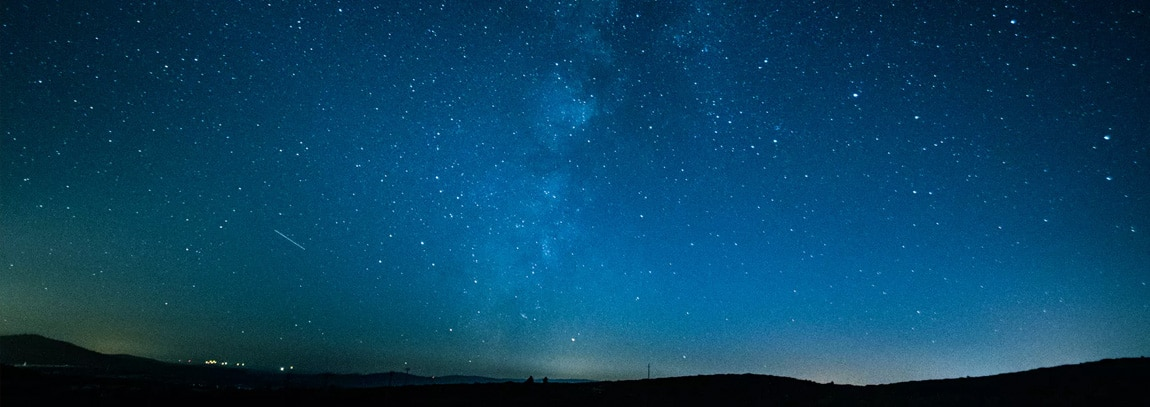 Night Sky Banner