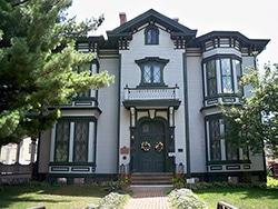 Governor Oglesby Mansion