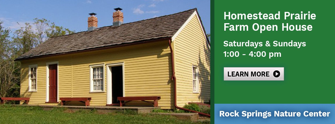 Homestead Prairie Farm Open House
