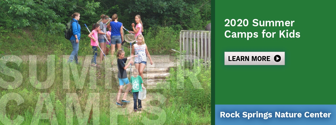 Macon County Conservation District Summer Camps for Kids 2020