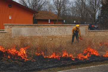 Volunteer Event: Conducting Prescribed Fires