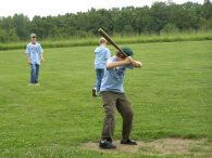Vintage Base Ball Open Play