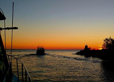 Walleye Fishing Trip to Lake Erie