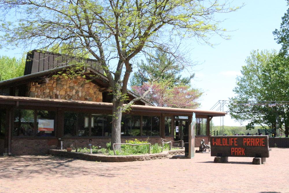 Trip to Wildlife Prairie Park