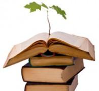 books_green_concept