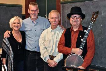 Burr Oak String Band