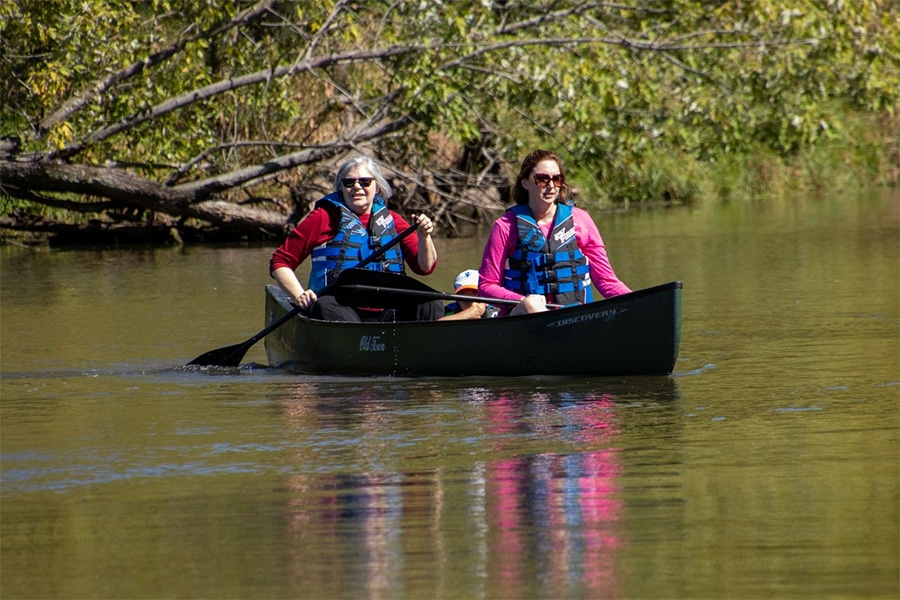 Canoe Big Creek