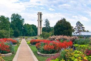 Trip to the Thomas Rees Memorial Carillon and Lincoln Memorial Garden