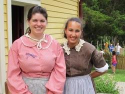 interns at homestead prairie farm