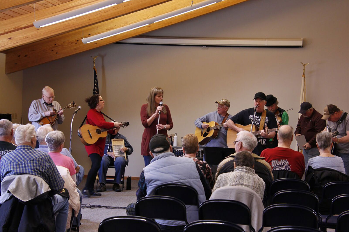 Bluegrass Music Jam