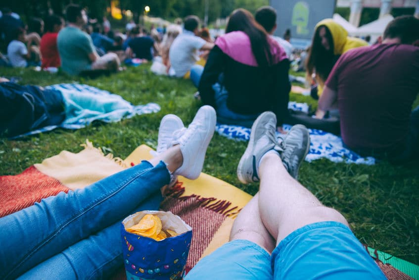 Outdoor Movie: The Croods: A New Age