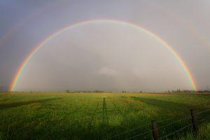 Shimmering Rainbows Mini Camp