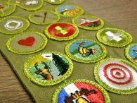 scouts badges